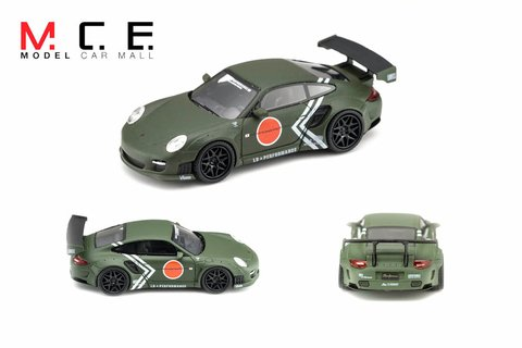 PC Club 1:64 Porsche 911 LB Performance Zero Fighter - comprar online