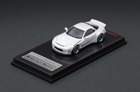 PRÉ VENDA Ignition Model 1:64 Toyota Supra JZA80 RZ Silver (cópia) (cópia)