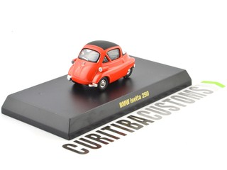 Kyosho 1:64 BMW Isetta 250 - Red