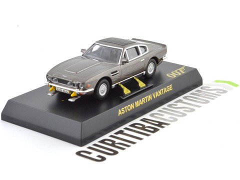 Kyosho 1:72 James Bond 007 - Aston Martin Vantage