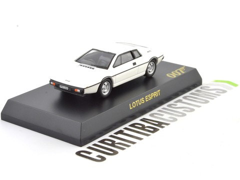 Kyosho 1:72 James Bond 007 - Lotus Esprit