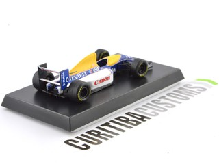 Aoshima 1:64 Willians F1 FW15C #0 D. Hill (1993) - buy online