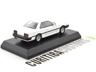 Kyosho 1:64 Skyline 2000 Turbo RS-X - White - Curitiba Customs