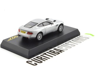Kyosho 1:72 James Bond 007 - Aston Martin V12