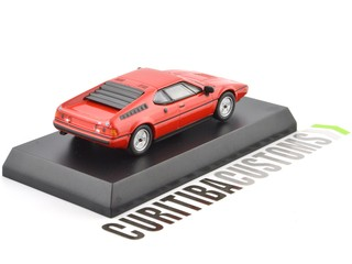 Kyosho 1:64 BMW M1 - Red - buy online