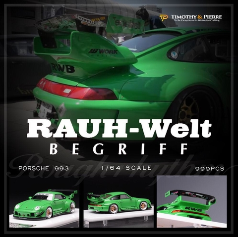 T&P 1:64 RWB 993 Rough Rhythm
