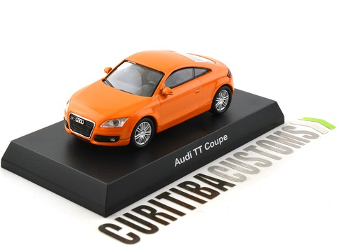 Kyosho 1:64 Audi TT Coupé - Orange