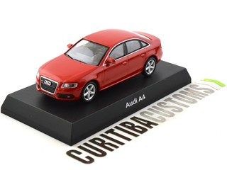 Kyosho 1:64 Audi A4 - Red