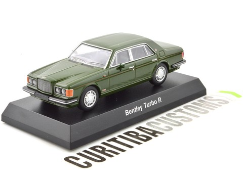 Kyosho 1:64 Bentley Turbo R - Verde
