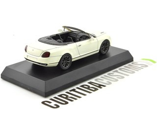 Kyosho 1:64 Bentley Continental Supersports Convertible - Branco - comprar online