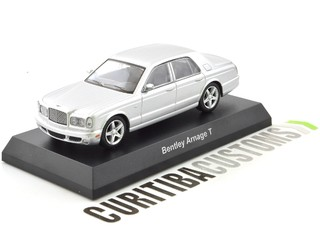 Kyosho 1:64 Bentley Arnage T - Silver