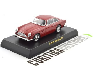 Kyosho 1:64 British Aston Martin DB5 - Red - buy online