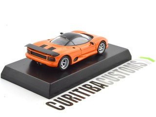 Kyosho 1:64 British Jaguar XJR15 - Orange - buy online