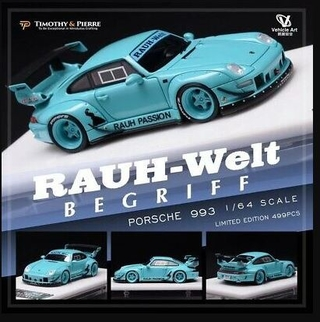 T&P 1:64 RWB 993 Rough Passion