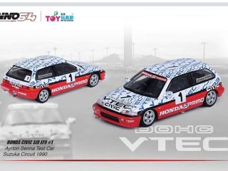 INNO64 1:64 Civic SiR EF9
