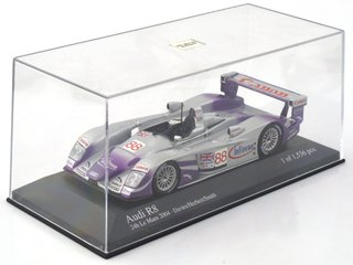 Minichamps 1:43 Audi R8 24h LeMans 04' on internet