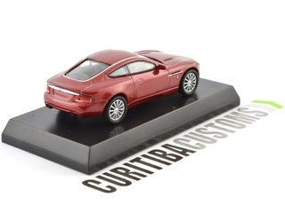 Kyosho 1:64 British Aston Martin V12 - Red on internet