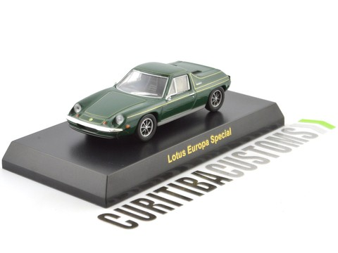 Kyosho 1:64 British Lotus Europa - Green on internet