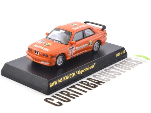 Limited Edition 1:64 BMW M3 E30