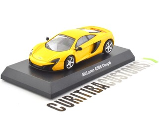 Kyosho 1:64 McLaren 650s Coupé - Yellow