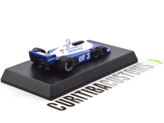 Kyosho 1:64 Tyrrell P34/2 #3 R. Peterson (1977) - buy online