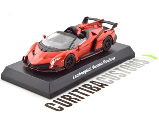 Kyosho 1:64 Lamborghini Veneno Roadster - model cars vol. 1