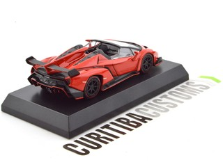 Kyosho 1:64 Lamborghini Veneno Roadster - model cars vol. 1 - buy online