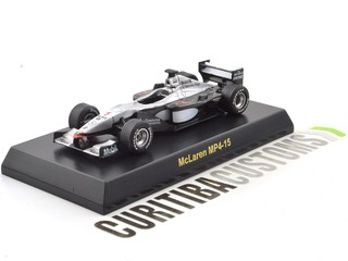 Kyosho 1:64 McLaren F1 MP4-15 #1 M. Hakkinen (2000) on internet