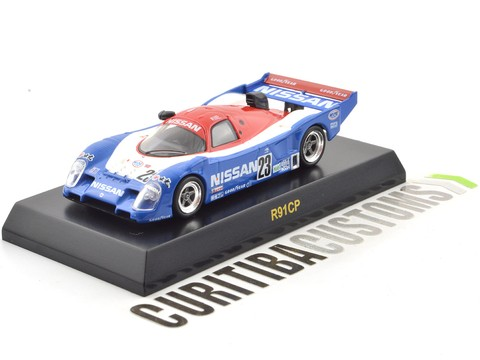 Kyosho 1:64 Nissan Racing R91CP