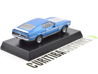 Kyosho 1:64 USA Mustang Mach 1 - Blue - buy online