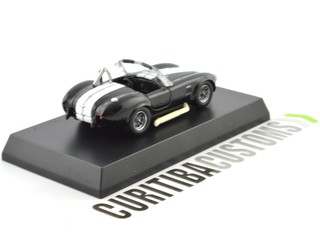 Kyosho 1:64 USA Cobra 427 S/C - Black - buy online