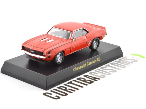 Kyosho 1:64 USA Camaro SS - Red - buy online