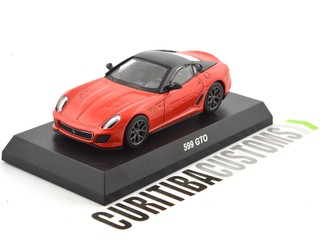 Kyosho 1:64 Ferrari 599 GTO - Red Orange - comprar online