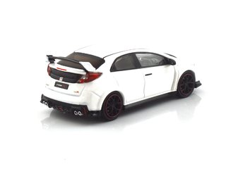 Tarmac 1:64 Honda Civic Type R FK2 - Championship White - T64-003-WH on internet