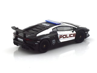 Tarmac 1:64 Lamborghini Aventador SV - Need for Speed Police - Curitiba Customs