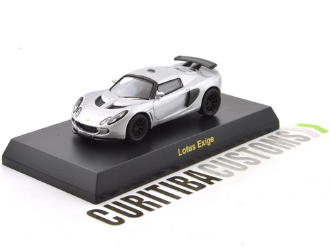 Kyosho 1:64 British Lotus Exige - Silver on internet