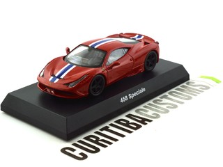 Kyosho 1:64 Ferrari 458 Speciale - Red