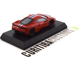 Kyosho 1:64 Ferrari 458 Speciale - Red - buy online
