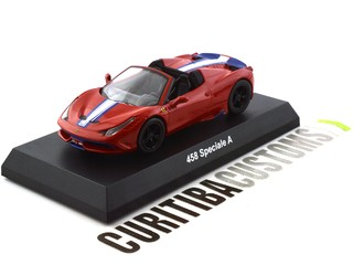 Kyosho 1:64 Ferrari 458 Speciale A - Red