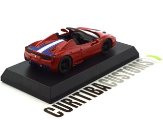 Kyosho 1:64 Ferrari 458 Speciale A - Red - buy online