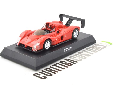 Kyosho 1:64 Ferrari F333 SP - Red