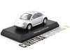 Kyosho 1:64 Volkswagen New Beetle - Silver
