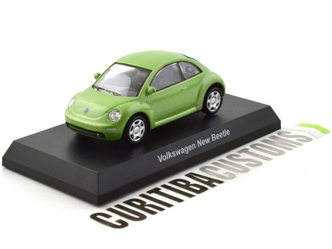 Kyosho 1:64 Volkswagen New Beetle - Green