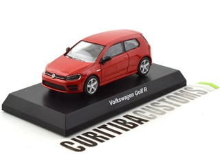 Kyosho 1:64 Volkswagen Golf R - Red