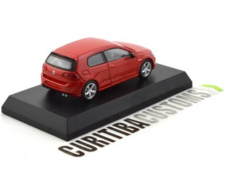 Kyosho 1:64 Volkswagen Golf R - Red - buy online