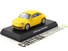 Kyosho 1:64 Volkswagen The Beelte - Yellow