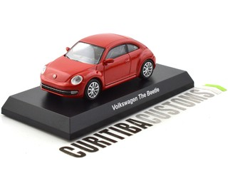 Kyosho 1:64 Volkswagen The Beelte - Red