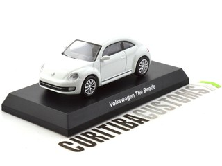 Kyosho 1:64 Volkswagen The Beelte - Branco
