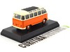 Kyosho 1:64 Volkswagen Type 2 (Kombi) - Orange w/ black roof - buy online