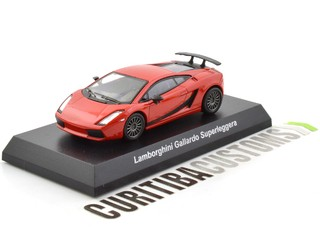 Kyosho 1:64 Lamborghini Gallardo Superleggera - Red - buy online